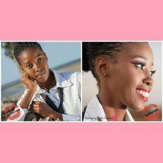 Sem filtro.  #mywork #mymakeup #makeupbyneideussiana @zambaelizabeth ... ♥ #love #makeup #makeupwork #pink #pinkmoment #fashion #maquiagem ... @neideussiana #cosmetic #studio #apaixonada #vidademaquiador ♥
