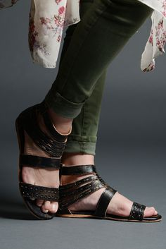 bedstu sandals are made from organic leather and are hand made and hand finished. The eco-friendly sandals are truly one-of-a-kind and perfect for festival season. The balck sandals are very durable and comfortable. Perfect for fans of Free People or Frye.