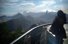"""""""Sugar loaf"""" #HaikuADay Pão de açucar Holds many beautiful views Of Rio DJ - I don't usually frequent tourist sites - but this city really demands that you go up some place high and try to take it in... And it turned out to be a great day - #WhatShouldBazDo gets #touristy on #SugarLoaf #Mountain #PaoDeAcucar #views #AllTheViews #ViewsForDays #Mountains #Sky #Brazil #BrazilSky #Vista #Maravilhoso #beautiful #WinningDay #Rio #Carnaval #RioDeJaneiro #VisitBrazil #VisitRio #DoYouTravel…"""