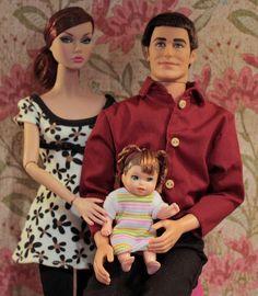 Family portrait by Missypants, via Flickr