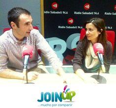 La semana pasada nos invitó Manolo Garrido a hablar sobre JoinUp Taxi en su programa Tarda de Ràdio, de Ràdio Sabadell 94.6. Ha sido muy agradable el rato que hemos pasado con todo el equipo. ¡Gracias por la invitación!  Si no habéis podido escuchar el programa, os dejamos el link al podcast aquí: https://soundcloud.com/joinuptaxi/joinup-taxi-en-tarda-de-r-dio