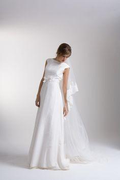 Robes - Robe de mariée à Nantes - Atelier Cluzel