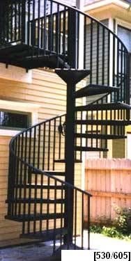 Stairways Inc. Manufactures Spiral, Straight And Curved Stairs. Contact Us  Today If You Need Stairs For Any Residence Or Commercial / Industrial  Facility!