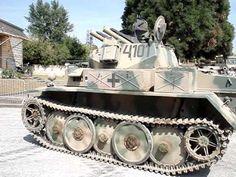 "panzer II ausf L ""Luchs"" (Lynx)"
