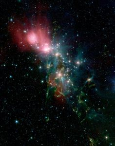 Chaotic Beauty Hubble Space Telescope Images, NASA Space Mission Image