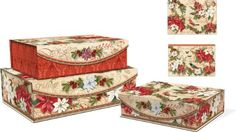 Punch Studio Merry Birds Nesting Embellished Christmas Holiday Flip Top Boxes with Magnetic Flap Closure (Set of 3) Punch Studio http://www.amazon.com/dp/B005IRC1F2/ref=cm_sw_r_pi_dp_x0-0tb1SZ3171V4V