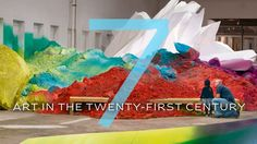 ART21 Art in the Twenty-First Century, Season 7 premieres October 24, 2014 on PBS (check local listi…  THERE IS A SCREENING AT THE HAMMER SUNDAY OCT. 19TH, 10AM.  ARTIST ABRAHAM CRUZVILLEGAS WILL BE PRESENT FOR ARTIST TALK.