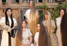 Ces Femmes ont les Plus Longs Cheveux Du Monde !!! Venez Voir Le N° 3 Incroyable !