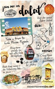 The Top Five Things to Do in Dalat with @The Next Somewhere