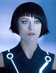 Olivia Wilde from Tron Legacy