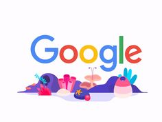 Search Designs on Dribbble Doodle 4 Google, Google Doodles, Happy Birthday Google, Learn Physics, Octopus Illustration, Doodle Images, Youtube Instagram, Animation Types, Logo Design