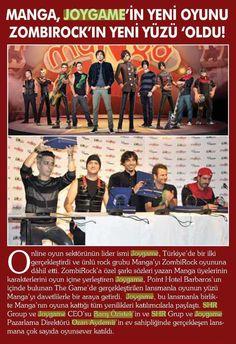 Joygame - Klass Magazin (Kasım)