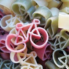 Bike pasta? Fun!
