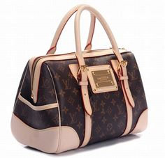 Bolsa Louis Vuitton - Berkeley Monogram - www.modagrife.com