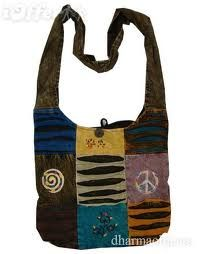 Patchy Boho Sling Bag Tutorial 4 > Destashification Project