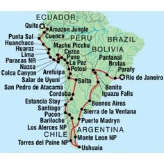 Cruise South America Around Cape Horn Through The Strait Of - Cruise to south america