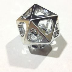 D20 by pacificpuzzleworks on Etsy