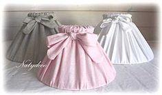 Abat jour dehoussable et lavable en lin rose , couleur lin ou blanc cassé ou ecru en vente sur mon site http://www.natydecocorse.com