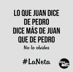 #LaNeta #Frases