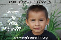 Eagle's Nest Retreat (Nido Del Aguila) Center and Children's Home   (este es Kevin!!)