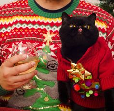 Ugly Sweater Blep