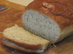 This is my favorite home baked bread recipe. I got it from an Amish cookbook years ago and no other bread recipe I have tried beats it. It is a standard in our house with beef stew.