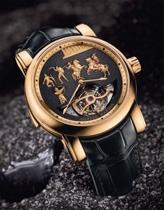 Top 16 Luxury Minute Repeater Watches in the World