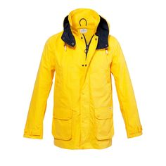 Water-resistant and functional  raincoat