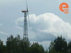 """#enerjihaber: """"Uzay Kafes Kule"""" ile rüzgar türbinlerinin verimliliği artacak."""