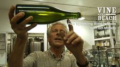 How Sparkling Wine is Made Sparkling Wine, Blue Mountain, Cellar, Wines, Vineyard, Sparkle, Traditional, Beach, The Beach