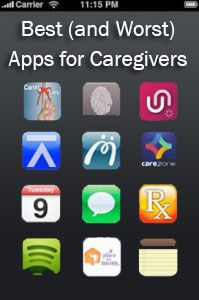 Best (and Worst) Apps for Caregivers