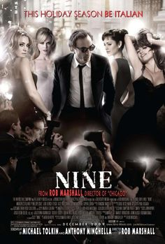 NINE // usa // Rob Marshall 2009