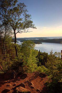Isle Royal National Park, Lake Superior, Michigan