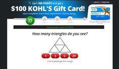Answer the Question to Get $100 for Kohls! Simple Enter your email now for a chance to win (USA Available)