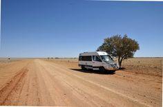 Jabiru 4x4 motorhome outback australia