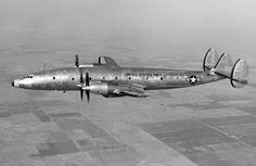 Lockheed Constellation, 1943.
