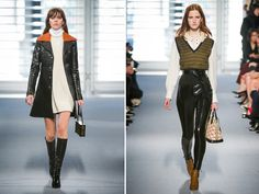 LOUIS VUITTON refreshes the world of fashion with an untiring ebb and flow of retrospective and fresh perspective.