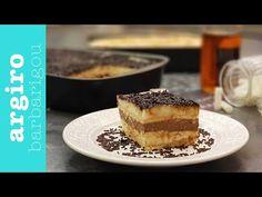 Το απόλυτο γλυκό ψυγείου! Τρως όλο το ταψί χωρίς να το καταλάβεις! No Bake Desserts, Dessert Recipes, Greek Pastries, Greek Recipes, Cakes And More, Sweet Tooth, Cheesecake, Food And Drink, Cooking Recipes