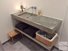 Wastafel Van Beton : 17 best betonnen wastafel images on pinterest in 2018 bath bath