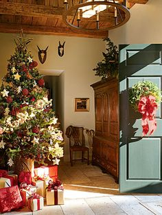 Country Christmas Decorating Ideas - Bing Images