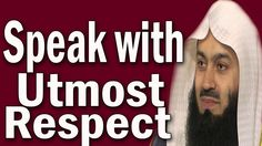 Speak With Soft Words To Impact On Others' Lives | Mufti Menk