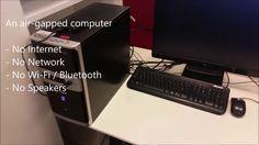 コンピューターに搭載されたUSBデバイスを使い、遠隔地にまでデータを秘密裏に送信できてしまうという恐るべきマルウェア「USBee」が登場しました。Meet USBee, the malwar