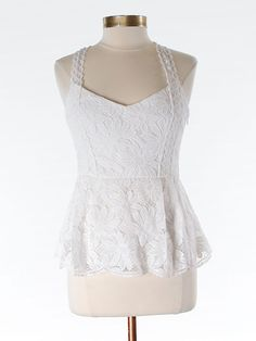Check it out - Nanette Lepore Sleeveless Top for $50.99 on thredUP!