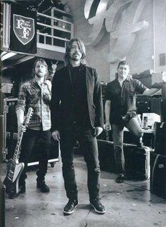 Foo Fighters...