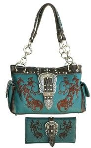 Conceal Carry western purse I've got this one!