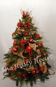 "24"" Decorated Christmas Tree"