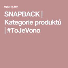 SNAPBACK | Kategorie produktů | #ToJeVono Urban Outfits, Snapback, Urban Outfitters, Baseball Cap, Baseball Hat