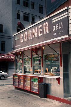 The Corner Deli - New york