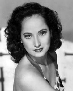 "Merle Oberon (aka Estelle Merle O'Brien Thompson) (1911 - 1979) India/American Actress - ""Requiescant in pace"""