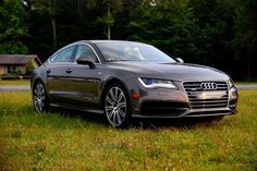 It would be cool to drive something like an Audi A7 when I am grown and have a family. Good family car